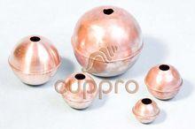 Медный шар диаметр 50 - 1000 мм.